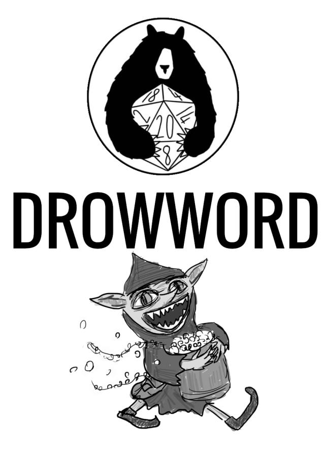 DROWWORD COVER