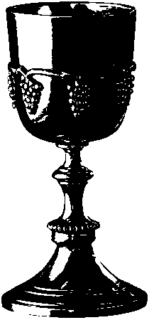 ornate goblet
